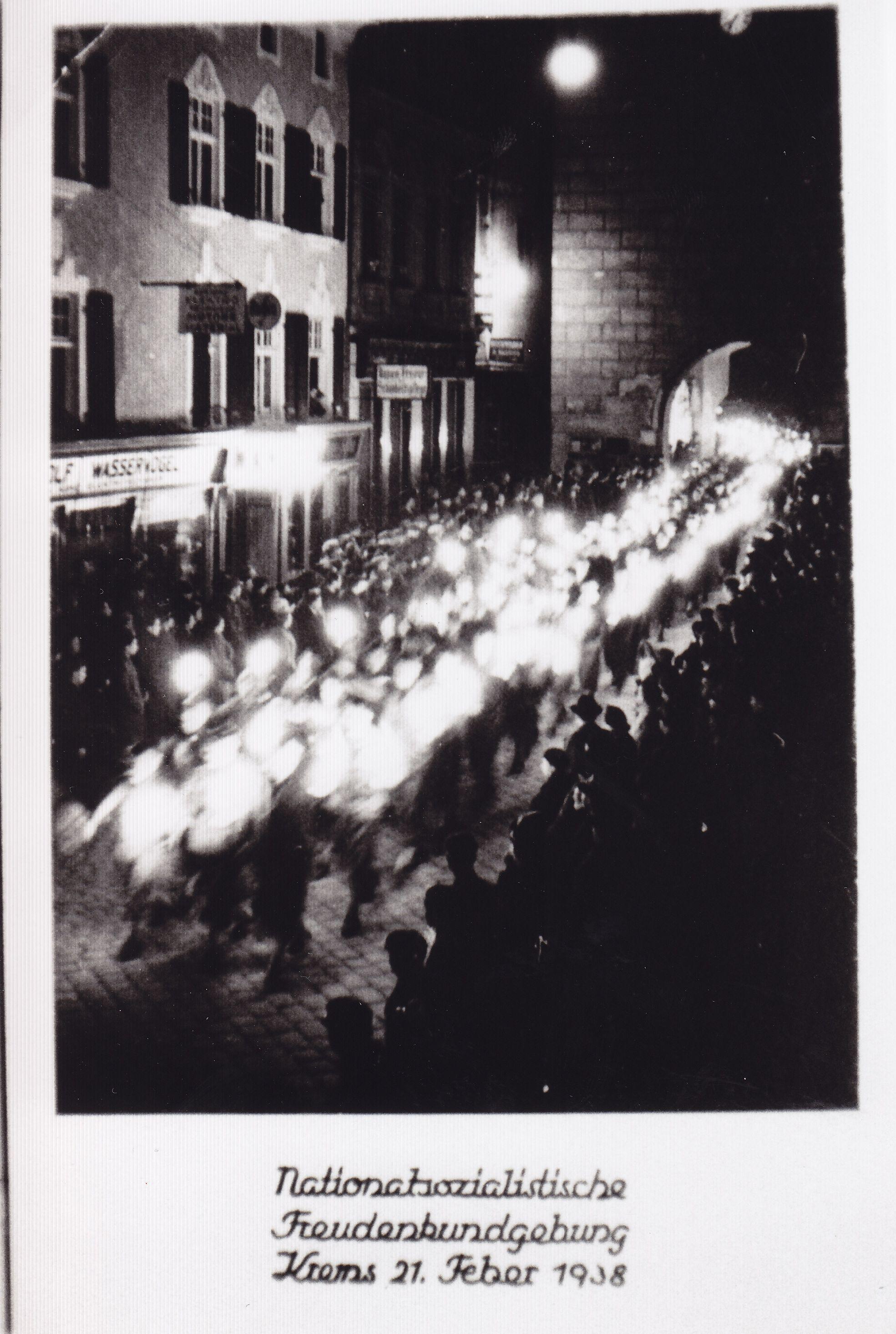 Krems Februar 1938