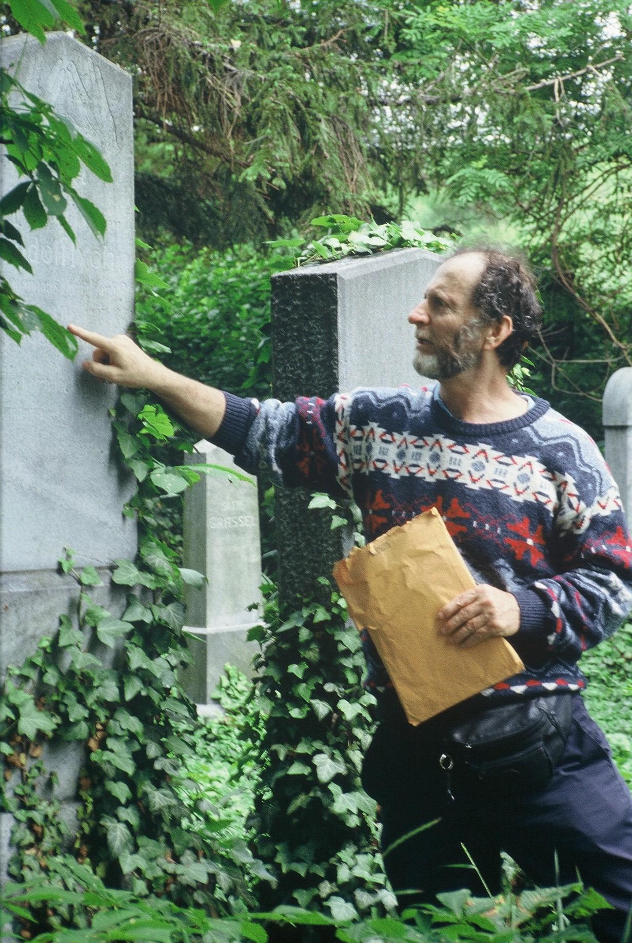Eli Kohn in Krems