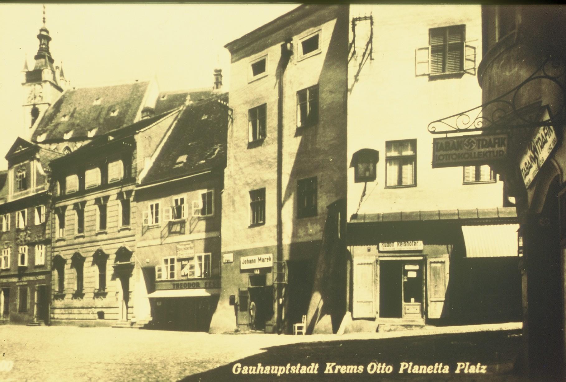 Gauhauptstadt Krems