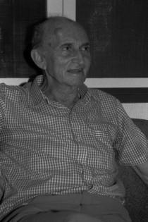 Robert Kohn im Kibbutz